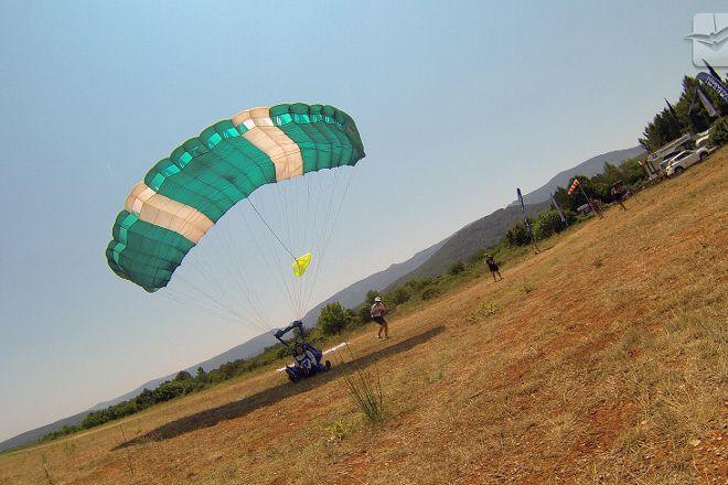 Skydiving Tandem Hvar, Hvar, Croatia