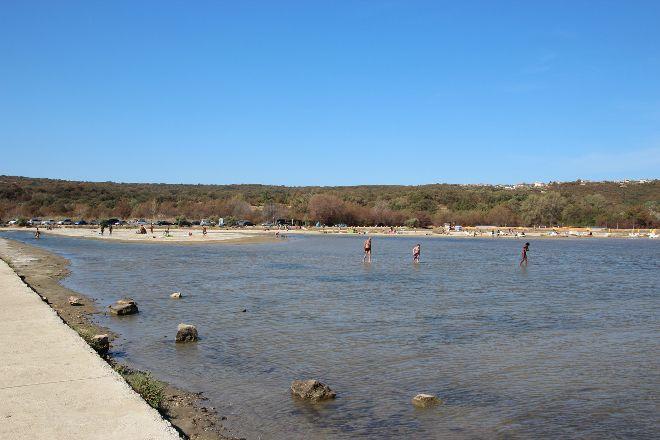 Soline Bay, Krk Island, Croatia