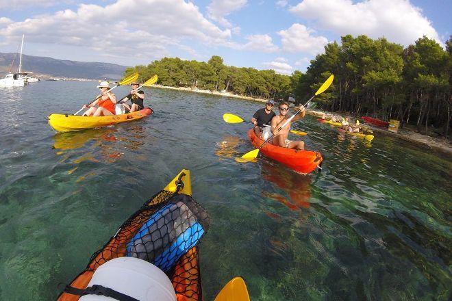 Split Sea Kayaking Tours, Split, Croatia