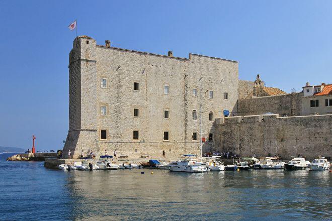 St. John's Fortress, Dubrovnik, Croatia