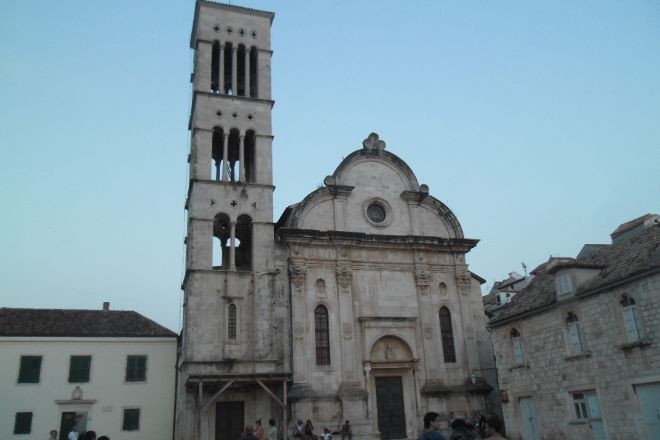 St. Stephen's Cathedral, Hvar, Croatia