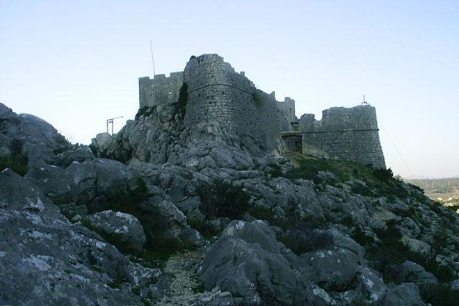 Starigrad Fortress, Omis, Croatia