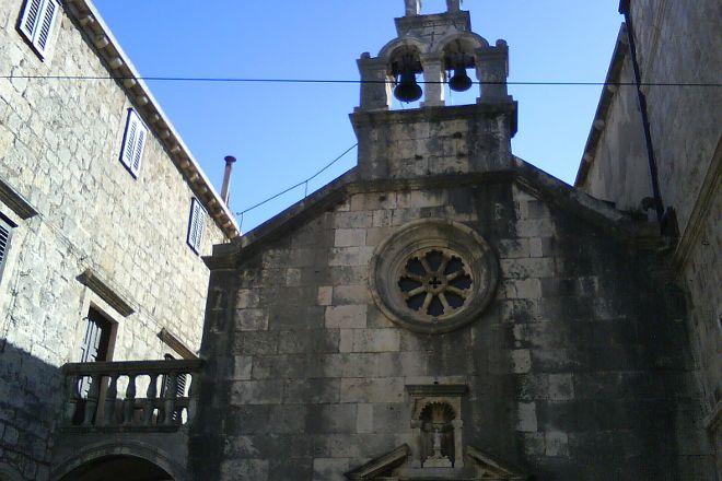 Sveti Mihovil, Korcula Town, Croatia