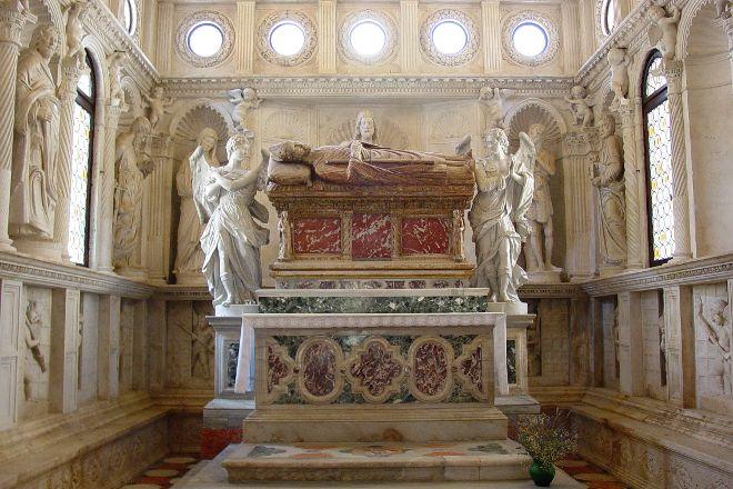 The Chapel of Ivan Orsini, Trogir, Croatia