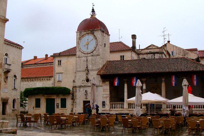 The City Hall - Duke's Palace, Trogir, Croatia