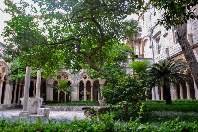 The Franciscan Church and Monastery, Dubrovnik, Croatia