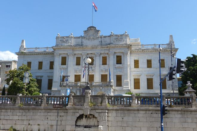 The Governor's Palace, Rijeka, Croatia