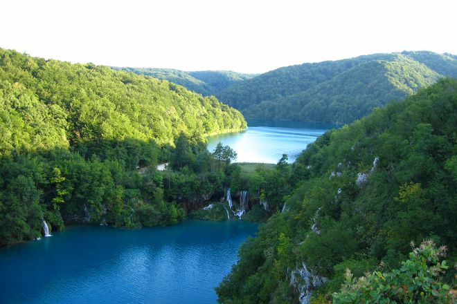 The Lower Lakes, Plitvice Lakes National Park, Croatia