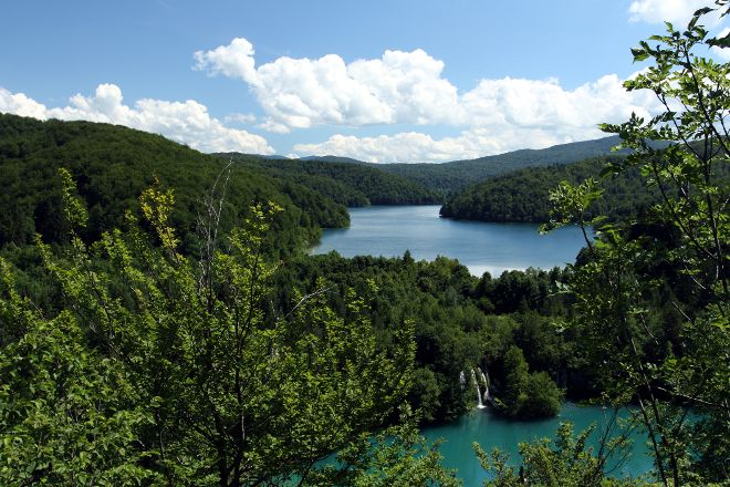 The Upper Lakes, Plitvica, Croatia