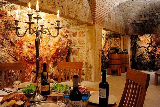 Tomic Winery, Jelsa, Croatia