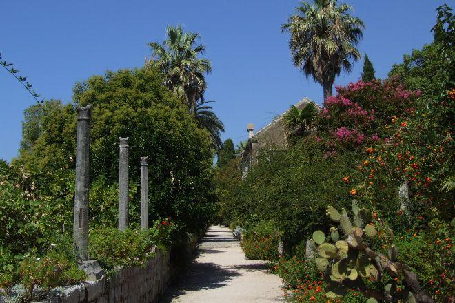 Trsteno Arboretum, Trsteno, Croatia