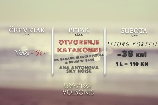 Volsonis, Krk, Croatia