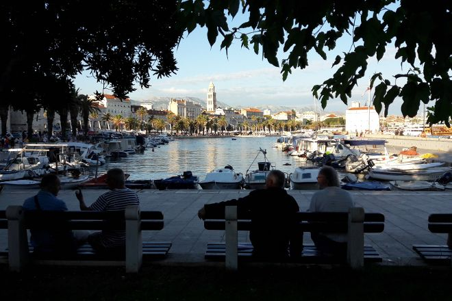 Walking Tour of Split, Split, Croatia
