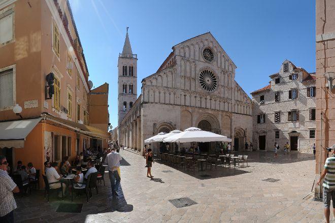 Zadar Cathedral, Zadar, Croatia