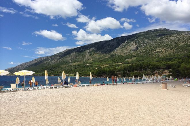 Zlatni Rat Beach (Golden Horn), Bol, Croatia