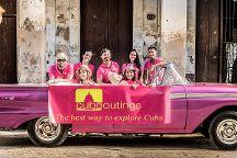 Cubaoutings, Havana, Cuba