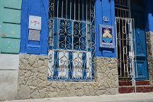Museo Quisicuaba, Havana, Cuba