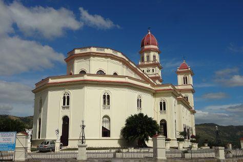 Basilica de la Virgen de la Caridad del Cobre, El Cobre, Cuba