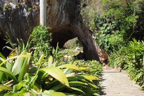 Cueva de los Portales, San Diego de los Banos, Cuba
