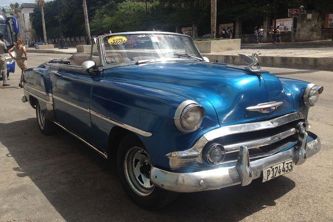 Cuba Mania Tour, Havana, Cuba