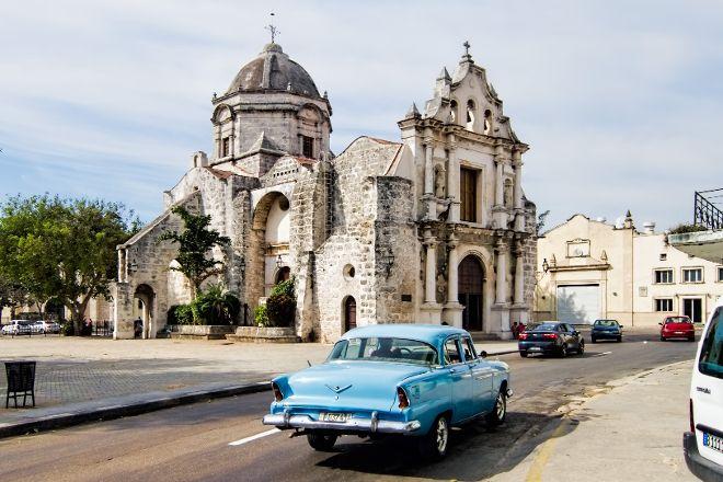 Iglesias de San Francisco de Paula, Havana, Cuba