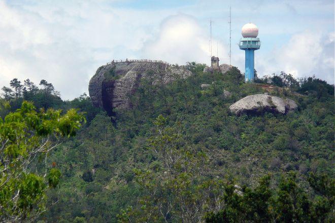 La Gran Piedra (The Big Rock), Santiago de Cuba, Cuba
