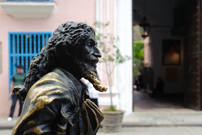 Monument of the Street Person, Havana, Cuba
