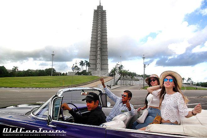 OldCarTours, Havana, Cuba