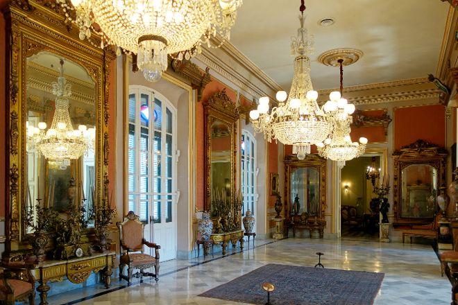 Palacio De Los Capitanes Generales, Havana, Cuba