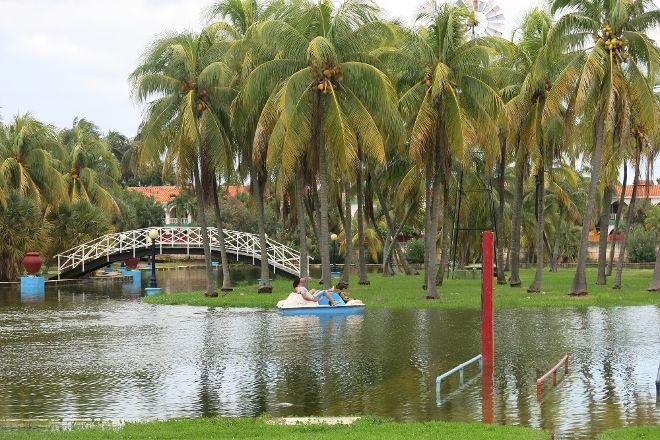 Parque Central, Varadero, Cuba