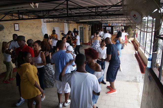 Salsa Express, Havana, Cuba