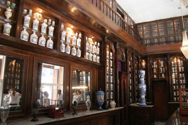 Taquechel Pharmacy Museum, Havana, Cuba