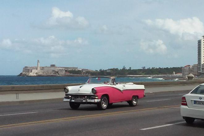 Taxi Nacho Cuba, Varadero, Cuba