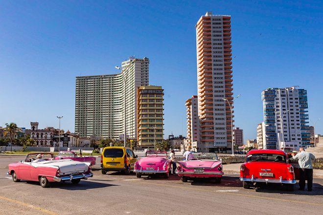 Taxi TurismoPorCuba, Varadero, Cuba