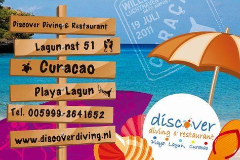 Discover Diving, Lagun, Curacao