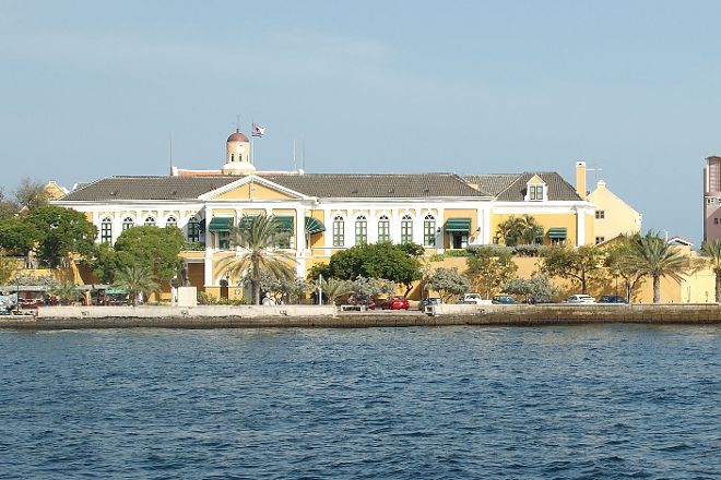 Fort Amsterdam, Willemstad, Curacao