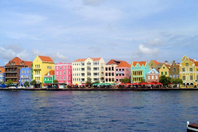 Handelskade, Willemstad, Curacao