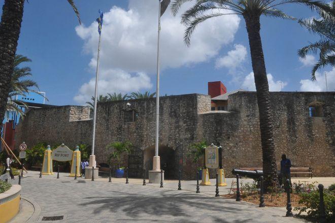 Riffort Village, Willemstad, Curacao