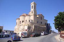 Church of Panagia Theoskepasti, Paphos, Cyprus