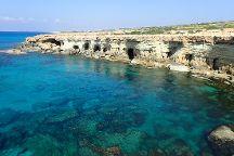 Monachus Monachus Arch, Ayia Napa, Cyprus