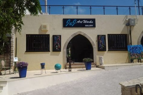 J & J Art Works Gallery, Tala, Cyprus