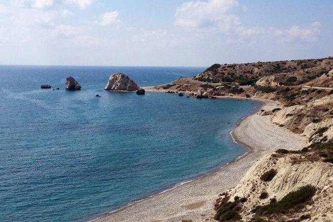 Aphrodite's Rock, Kouklia, Cyprus