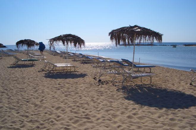 Ayia Thekla Beach, Ayia Napa, Cyprus