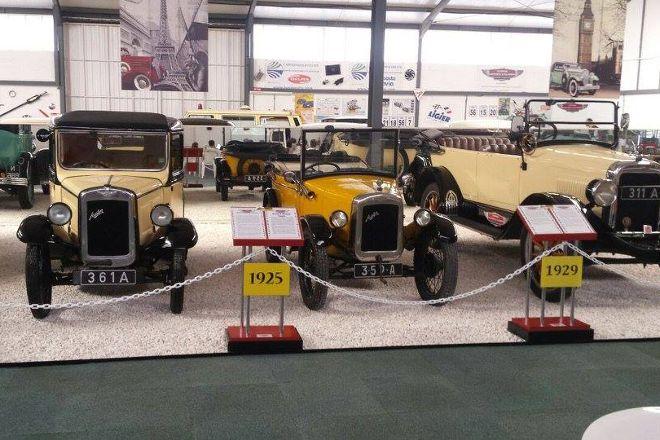 Cyprus Historic & Classic Motor Museum, Limassol City, Cyprus