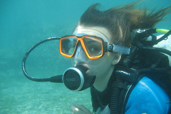 Deep Penetration Diving, Alsancak - Karavas, Cyprus