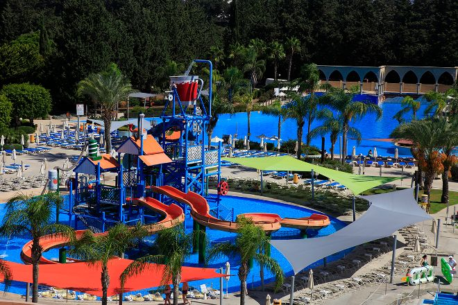Fasouri Watermania Water Park, Limassol City, Cyprus