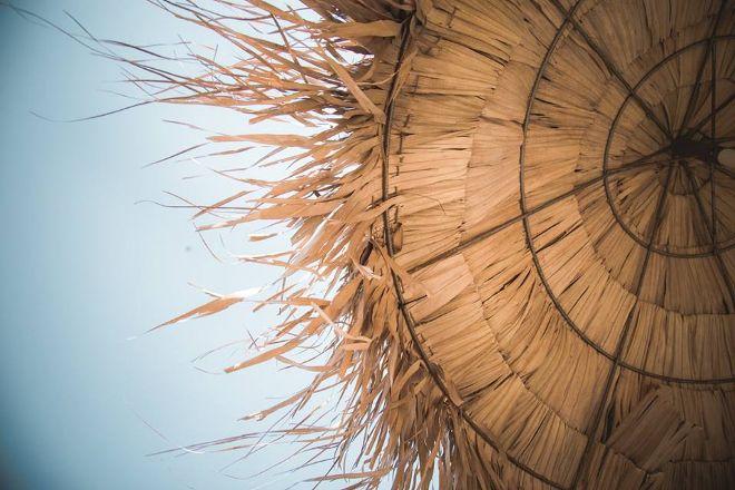 Kastella Beach, Larnaca, Cyprus