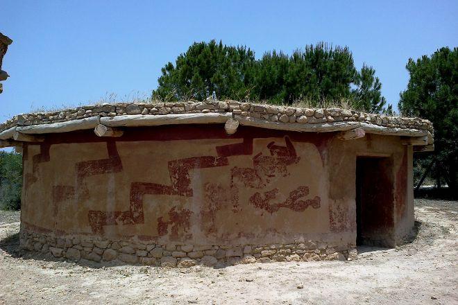 Lempa Chalcolithic Village, Paphos, Cyprus
