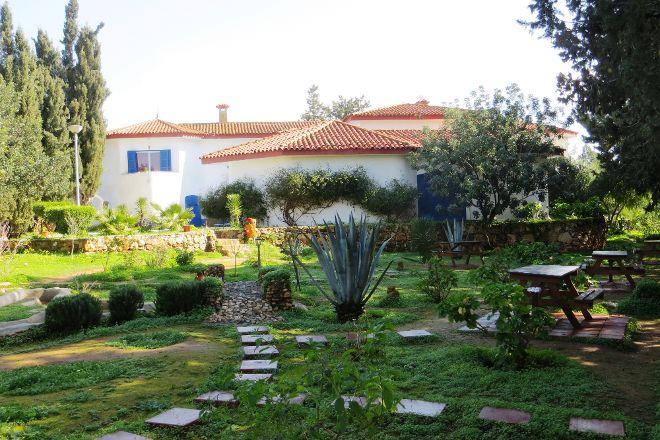 Mavi Kosk - Blue House, Guzelyurt, Cyprus