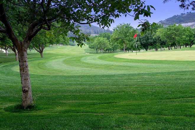 Minthis Golf Club, Paphos, Cyprus